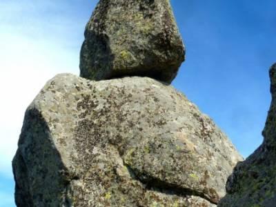 Las Machotas - Senderismo entresemana - Pico de El Fraile y los Tres Ermitaños; rutas desde madrid